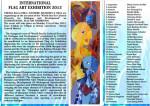 Presentasjon av bannerprosjekt for feiring av UNESCO, Beirut, Libanon